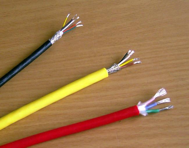 防腐耐高温计算机屏蔽控制电缆